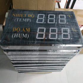 thiet ke dong ho led 280x280 - Làm led điện tử giá rẻ