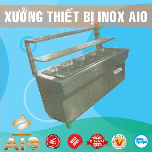 tu ban hang inox 510x510 - Tủ bán cơm inox