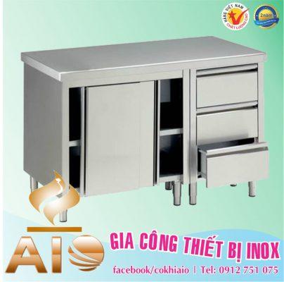tu inox 1 404x400 - Bếp hầm công nghiệp