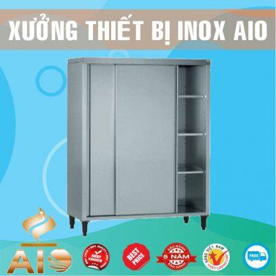 tu inox 4 tang 400x400 - Tủ giường bệnh inox