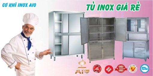 tu inox cong nghiep 510x256 - Gia công tủ inox