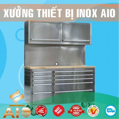 tu nha bep inox 510x510 - Tủ inox nhà bếp