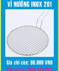 vi nuong inox 29.5 247x296 - Thiết bị nhà hàng nướng không khói