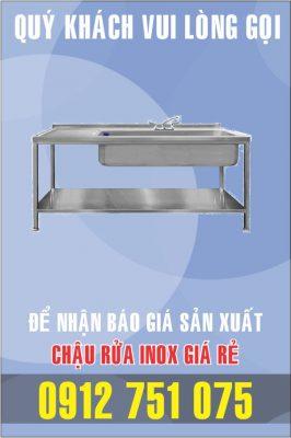 bon rua inox rua thuc pham 266x400 - Bồn rửa mặt inox