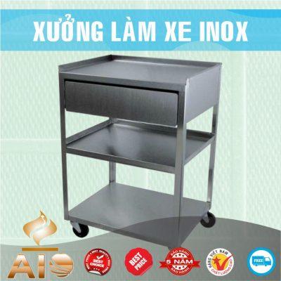 xe day 2 tang 400x400 - Xe đẩy inox dùng trong nhà hàng