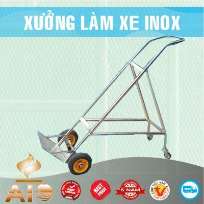 xe day 400x400 - Xe đẩy inox dùng trong nhà hàng