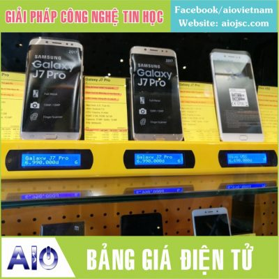 bang gia dien tu 400x400 - Làm bảng led điện tử giá rẻ