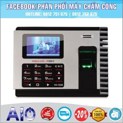 chuyen ban may cham cong 400x400 - Máy chấm công vân tay Mita 7789