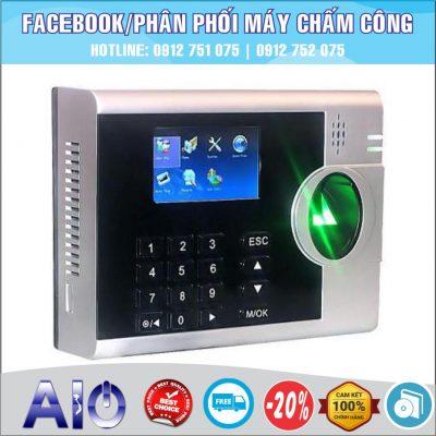 may cham cong 400x400 - Máy chấm công vân tay Mita 7789