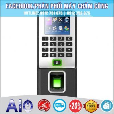 may cham cong hip 400x400 - Máy chấm công vân tay Mita 7789