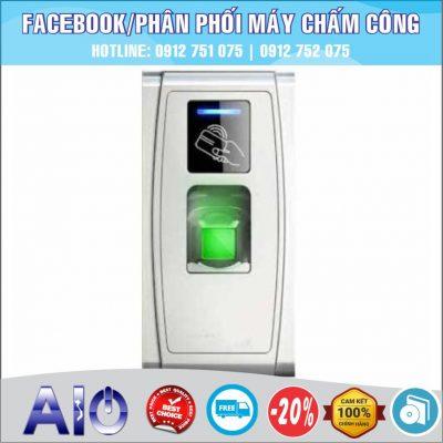 may cham cong mita 400x400 - Máy chấm công vân tay Mita 7789