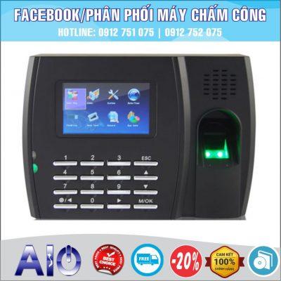 may cham cong thai lan 400x400 - Máy chấm công vân tay Mita 7789