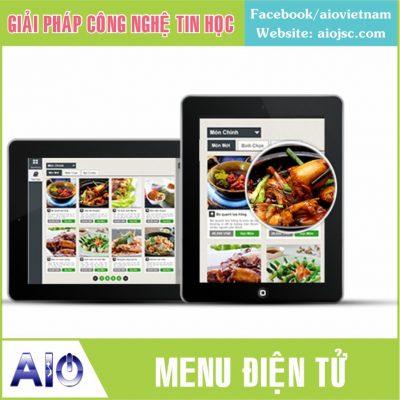 menu dien tu 400x400 - Máy chấm công vân tay Mita 7789