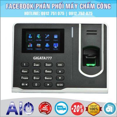 phan phoi may cham cong 400x400 - Máy chấm công vân tay Mita 7789