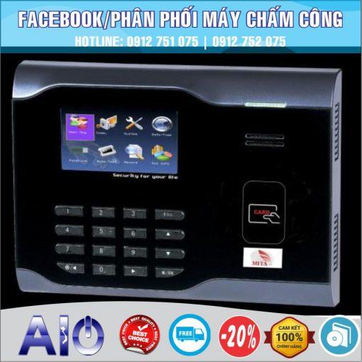 thiet bi cham cong gia re 510x510 - Máy chấm công thẻ điện tử