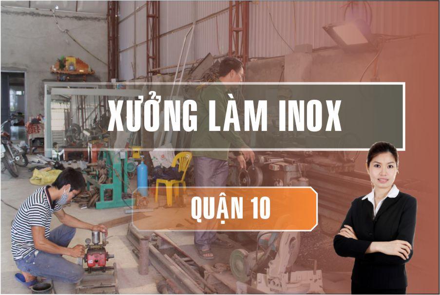 cua hang inox lam inox quan 10 - Xưởng gia công inox bình chánh