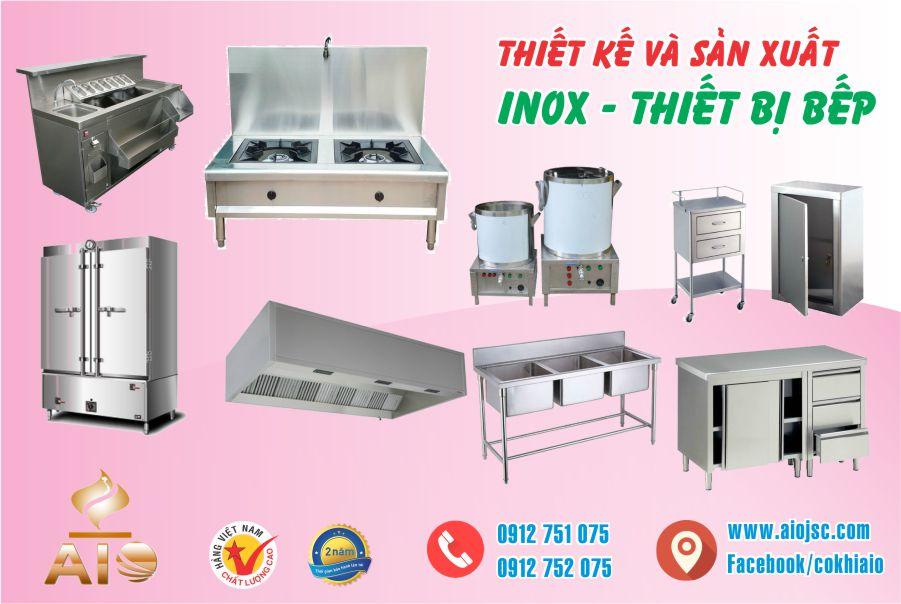 Xưởng sản xuất inox   Quận Bình Thạnh – TpHCM  Giá gốc tận xưởng
