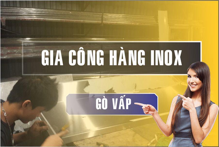 gia cong inox go vap thiet bi inox go vap - Nhận gia công inox,thiết bị bếp nhà hàng