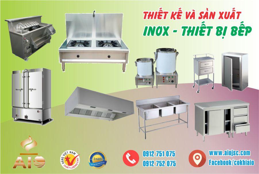 gia cong inox hoc mon - Chuyên gia công hàng inox,thiết bị bếp giá rẻ tại Hóc Môn