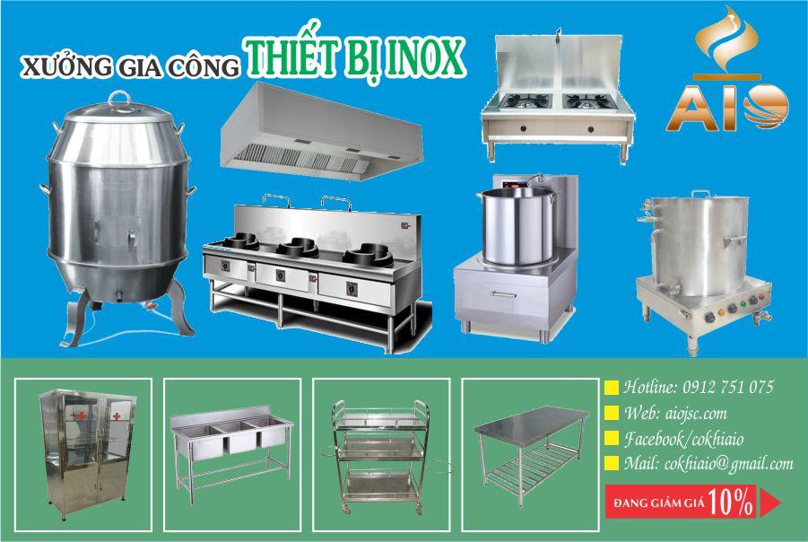 lam hang inox quan 12 - Nhận gia công inox, làm thiết bị bếp công nghiệp giá rẻ quận 12
