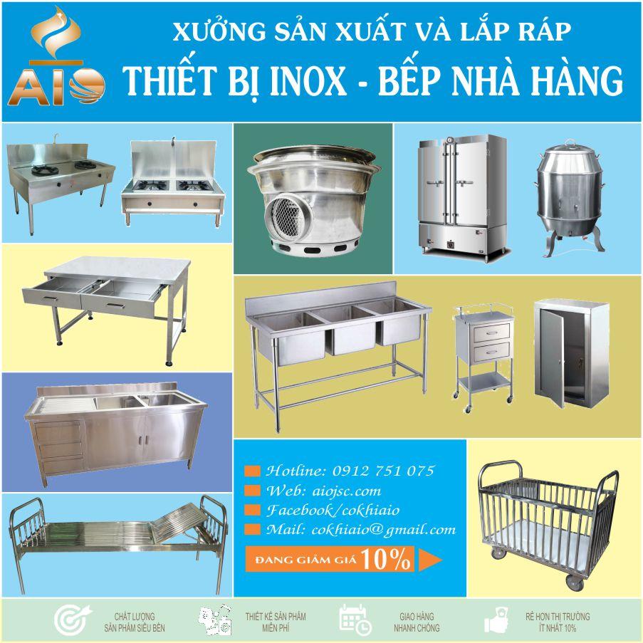 lam inox hoc mon - Chuyên gia công hàng inox,thiết bị bếp giá rẻ tại Hóc Môn