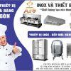 thiet bi bep nha hang 1 100x100 - Thiết kế và sản xuất thiết bị nhà hàng, thiết bị inox