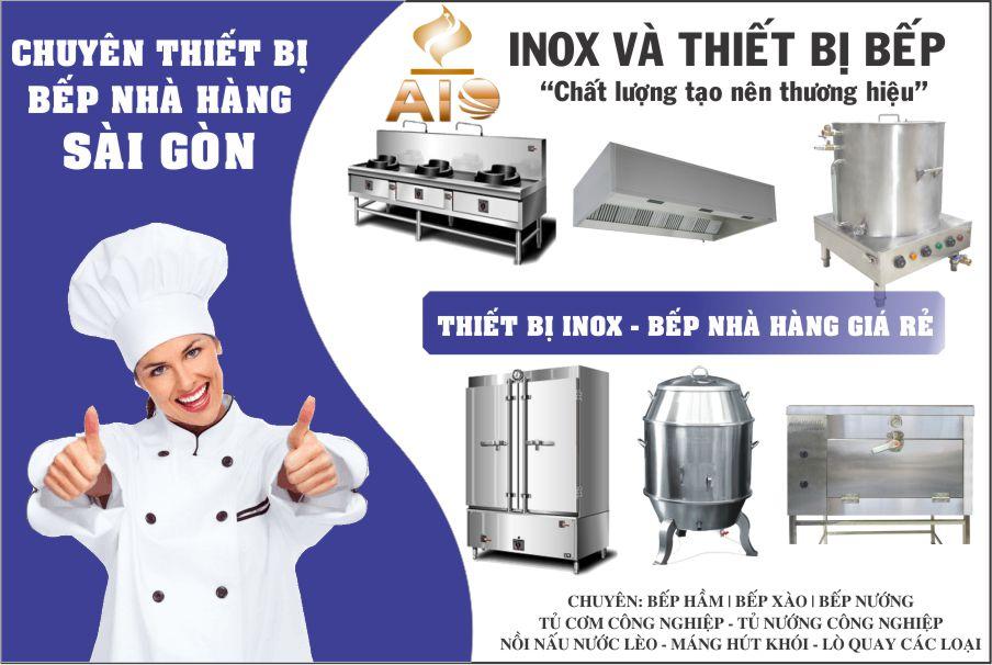 thiet bi bep nha hang 1 - Bán thiết bị bếp nhà hàng giá rẻ tại Hồ Chí Minh
