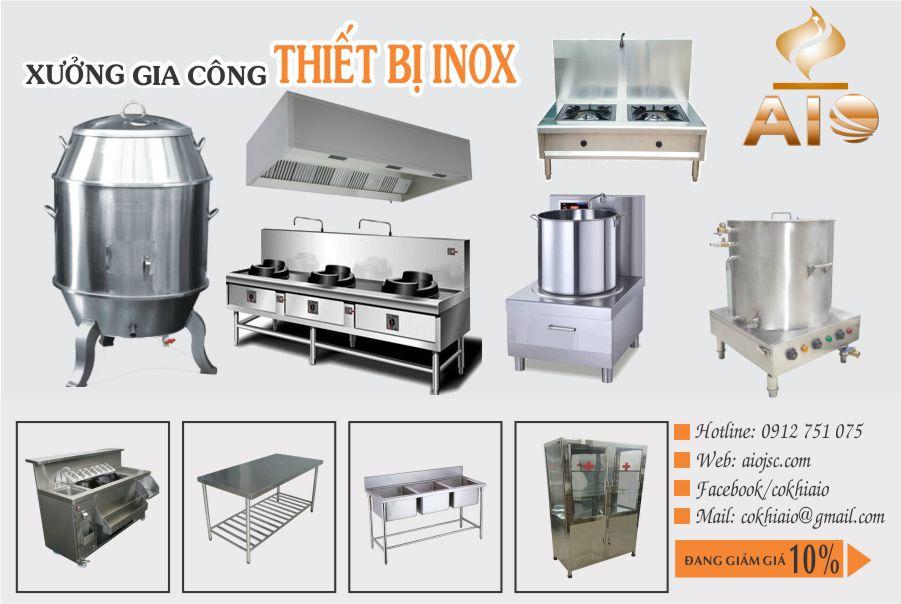 thiet bi inox gia re - Nhận gia công inox,thiết bị bếp nhà hàng