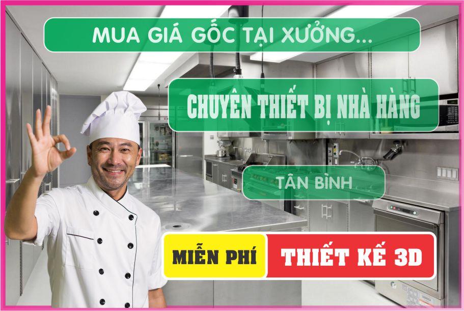 thiet ke lap dat thiet bi nha hang - Cung cấp thiết bị nhà hàng tại Tân Bình