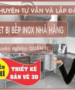 thiet ke nha hang chuyen nghiep 247x296 - Chuyên bán thiết bị bếp nhà hàng giá rẻ quận 11