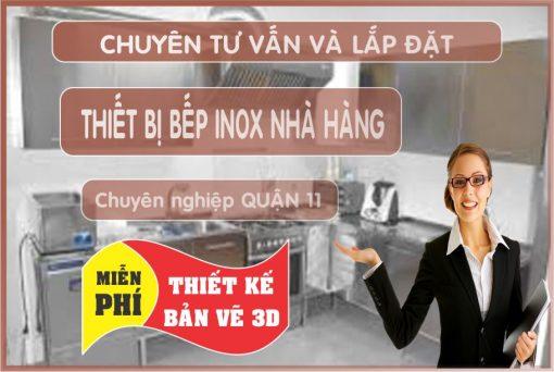 thiet ke nha hang chuyen nghiep 510x342 - Chuyên bán thiết bị bếp nhà hàng giá rẻ quận 11