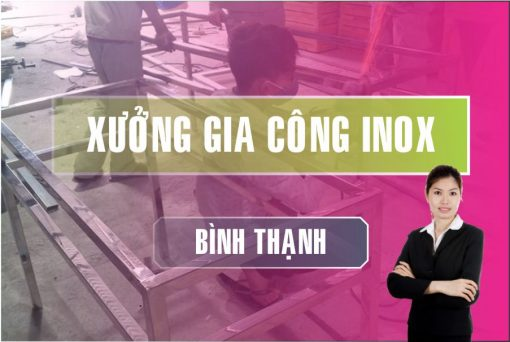 xuong inox binh thanh ban inox binh thanh 510x342 - Xưởng gia công inox,thiết bị nhà hàng quận Bình Thạnh