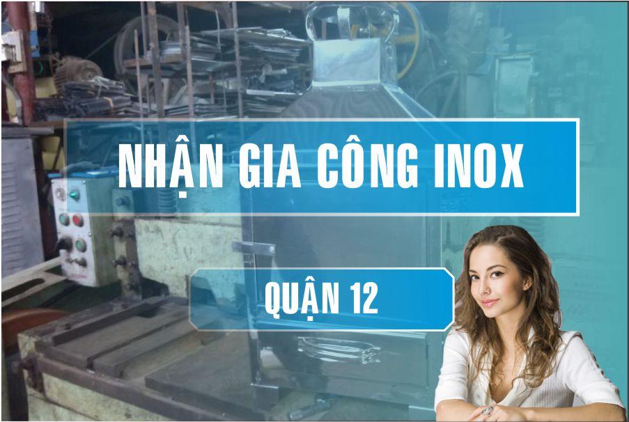 xuong inox quan 12 thiet bi bep quan 12 - Nhận gia công inox,thiết bị bếp nhà hàng