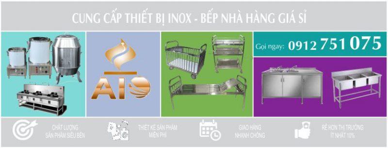 xuong lam inox 800x306 - Nhận gia công inox,thiết bị bếp nhà hàng