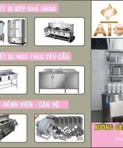 xuong thiet bi inox bep nha hang 247x296 - Địa chỉ làm thiết bị bếp công nghiệp tại Nhà Bè