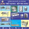 lam inox gia re tan phu 100x100 - Công ty chuyên cung cấp thiết bị nhà hàng giá rẻ tại Tân Phú