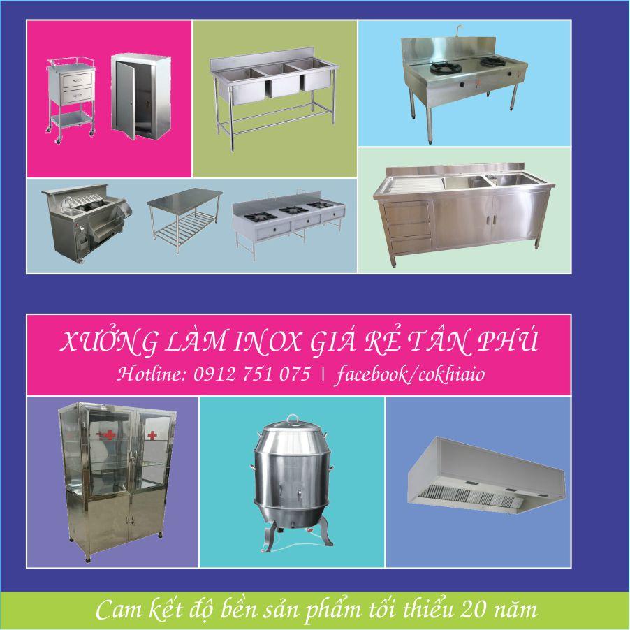thiet bi nha hang gia re tan phu - Công ty chuyên cung cấp thiết bị nhà hàng giá rẻ tại Tân Phú