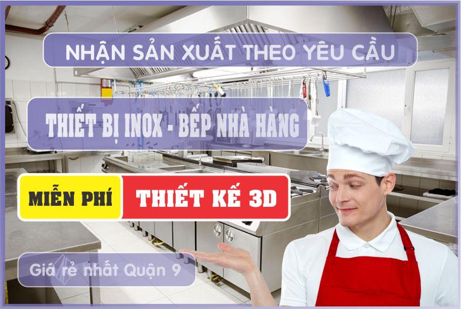 thiet ke nha hang bep nha hang - Cung cấp thiết bị nhà hàng tại Tân Bình