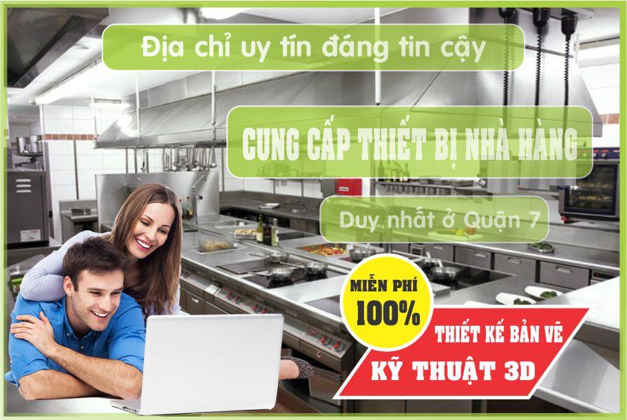 thiet ke nha hang chuyen nghiep - Cung cấp thiết bị nhà hàng tại Tân Bình