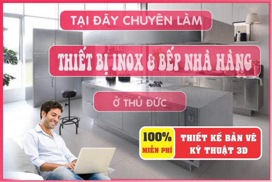 thiet ke nha hang mien phi 1 - Bán thiết bị bếp nhà hàng giá rẻ tại Hồ Chí Minh