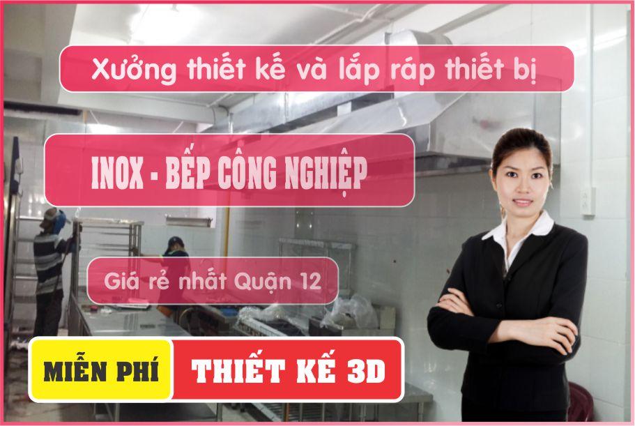 thiet ke nha hang uy tin - Bán thiết bị bếp nhà hàng giá rẻ tại Hồ Chí Minh