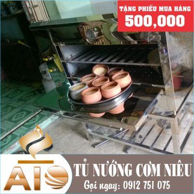bep lam com nieu 1 400x400 - Tủ nấu cơm niêu giá rẻ tại Bình Thạnh
