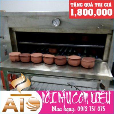 lo nau com nieu 1 400x400 - Chuyên bán tủ nấu cơm niêu tại Bình Tân