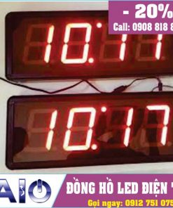 san xuat dong ho led treo tuong 247x296 - Đồng Hồ Treo Tường Điện Tử