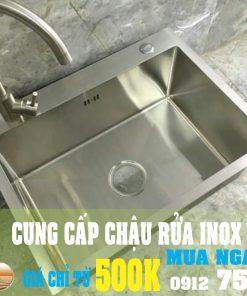 phan phoi chau rua inox 247x296 - Chậu Rửa Bát Inox Giá Rẻ