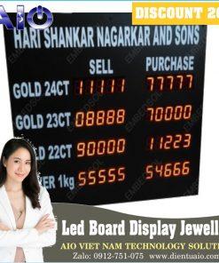 Led Board Display Jewellery  247x296 - Làm bảng led điện tử giá rẻ