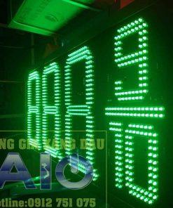 led dispaly gas station 247x296 - Bảng Led Điều Chỉnh Giá Xăng