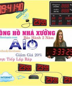 dong ho led dien tu 1 247x296 - Đồng hồ led điện tử hiển thị nhiều múi giờ