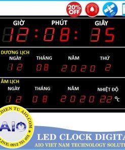 dong ho led lich am duong 247x296 - Bảng Led Đếm Ngược Thời Gian Thể Thao