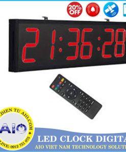 dong ho led san bay 1 247x296 - Đồng hồ led điện tử dùng trong nhà xưởng